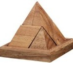 Monkey Pod Games 9 Piece Pyramid